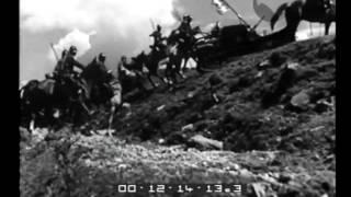 Aspetti di manovre di carri veloci e di reparti di Cavalleria