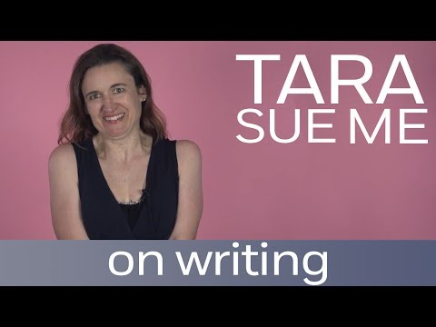 Author Tara Sue Me discusses writing, an old crush, and reality as inspiration | Author Shorts Mp3