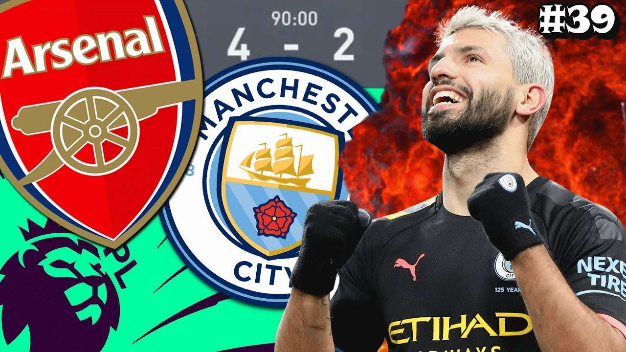 Man City Gegen Arsenal