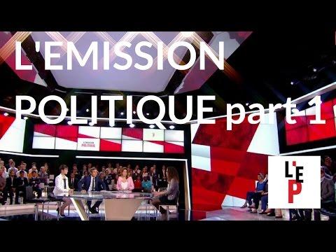 """""""L'Emission politique"""". France : la nouvelle donne - le 18 mai 2017 (France 2) – Partie 1"""