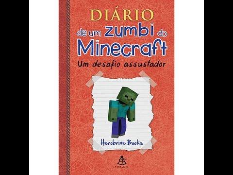 review-diário-de-um-zumbi-do-minecraft-1:-um-desafio-assustador!