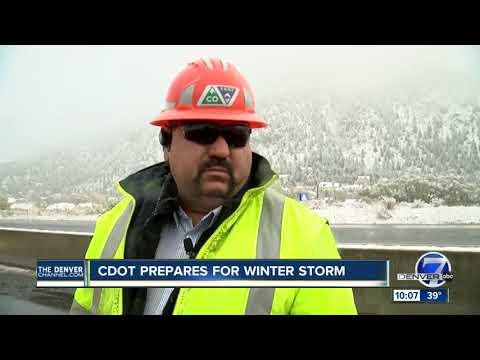 Denver Metro prepares for snow