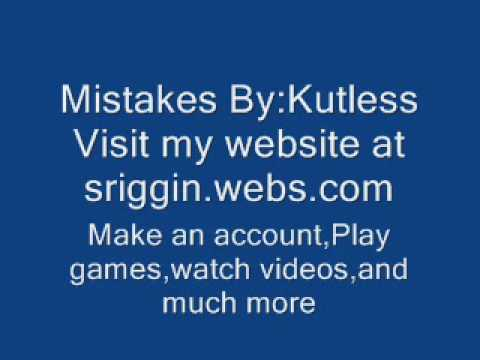 mistakes by kutless