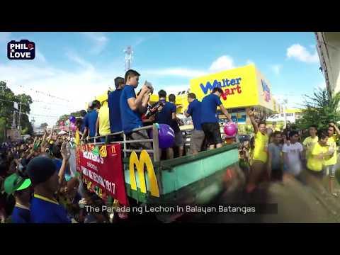 Philippine Festivals - Balayan Parada ng Lechon 2017
