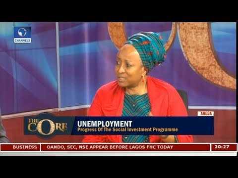 Way Out Of Nigeria's Unemployment Problem Pt 3 | The Core |