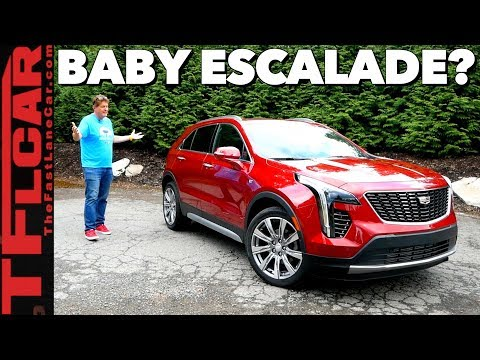 2019 Cadillac XT4 Review: Is Cadillac's Most Affordable New Car Any Good?