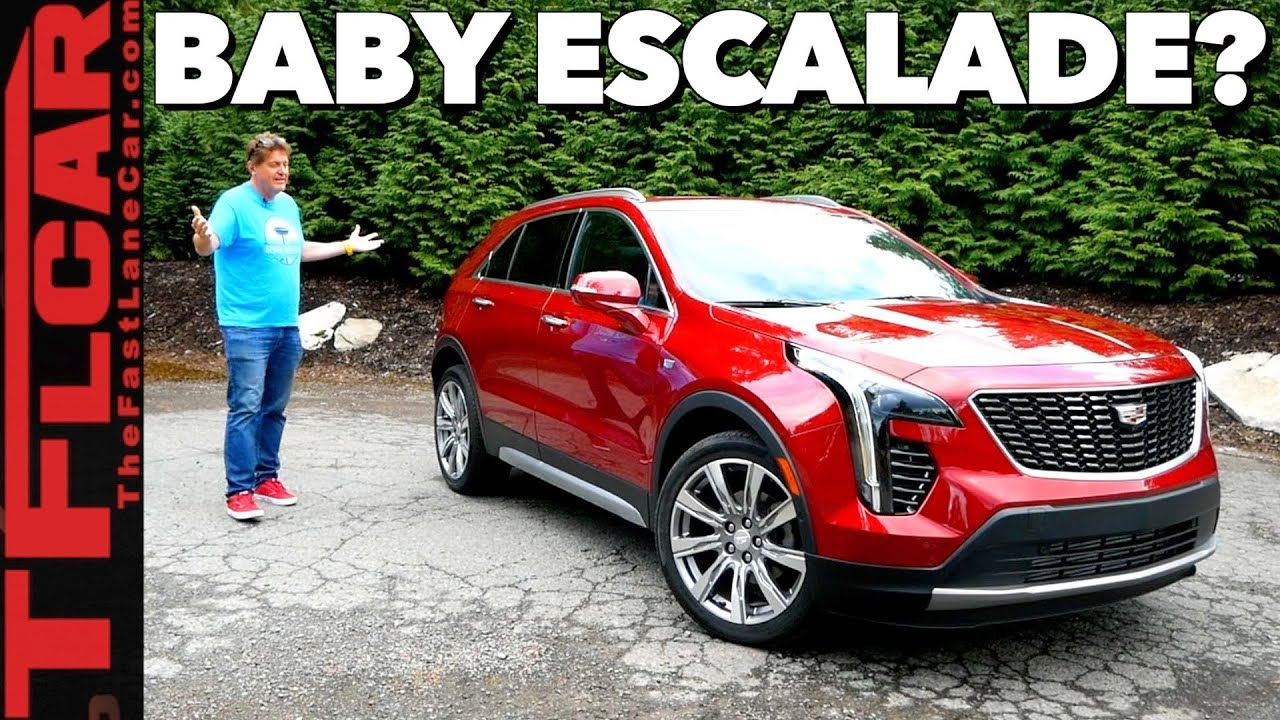 2019 Cadillac Xt4 Review Is S Most Affordable New Car Any Good