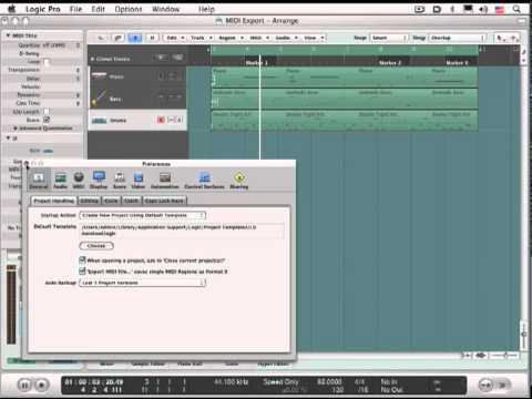 Free MIDI Files