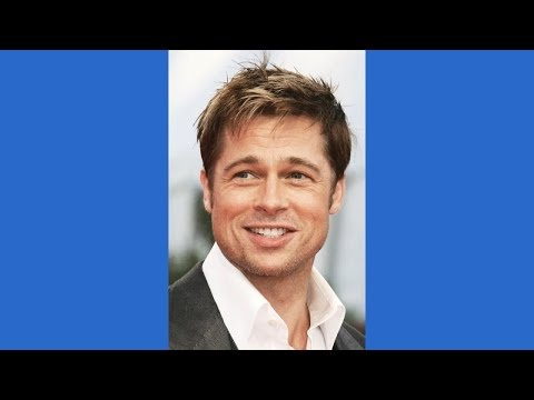 Brad Pitt / Movie Actor | Gorgeous Photos To Make You Happy