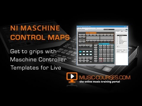 Download Controlling Ableton Live With Maschine - New