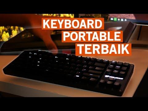 Keyboard Gaming yang Siap Jalan-Jalan 🤔🤔   Review Cougar Puri TKL