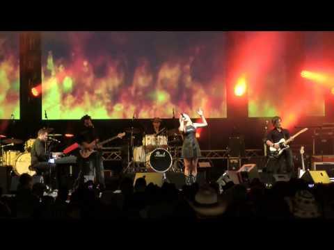 Laura van den Elzen on Tour & Jambalaya band & Mark Hoffmann - Deutschland sucht den Superstar nr 2