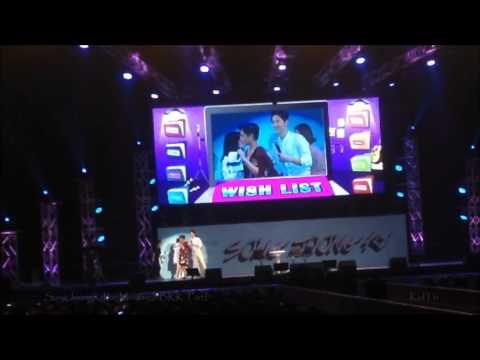 송중기 : Song Joong Ki  Asia Tour Fan Meeting in Bangkok 07052016  PART 1