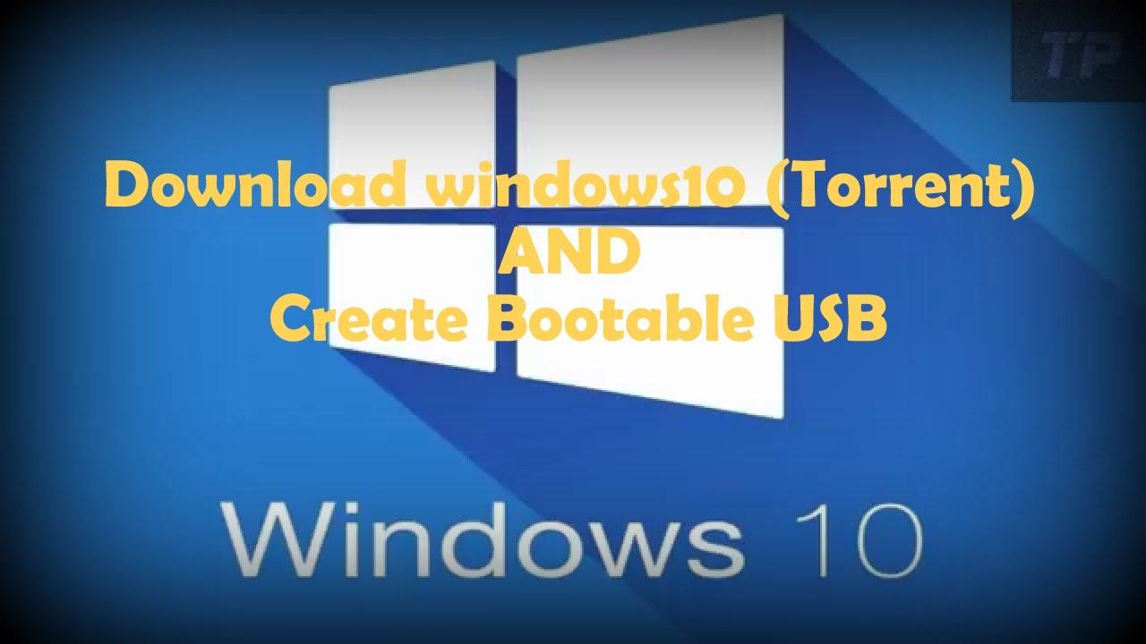 Windows xp iso bootable usb torrent