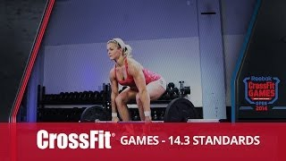 Open Workout 14.3 Standards