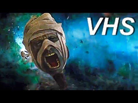 Ужастики 2 (трейлер) - русский и ламповый - VHSник
