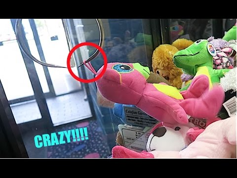 THIS WILL NEVER HAPPEN AGAIN! (INSANE CLAW ARCADE WIN)