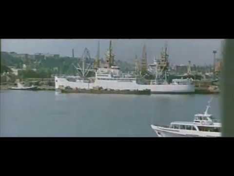 Теплоходы Россия, Армения, Абхазия, Кооперация в одесском порту 1974