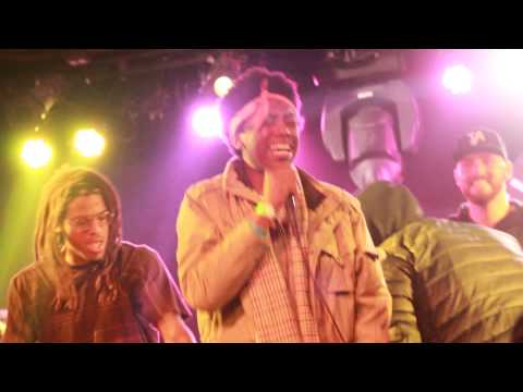Aaron Cohen x I.C.K - Unemployment Ft. Spaceman & ABGOHARD (The Knitting Factory 1/11/13)