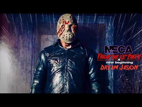 NECA Ultimate Friday the 13th Part V Dream Jason Review