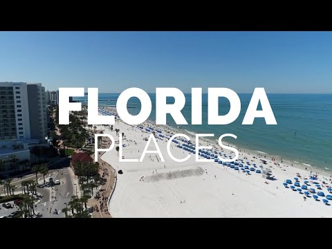 10 Best Places to Visit in Florida – Travel Video