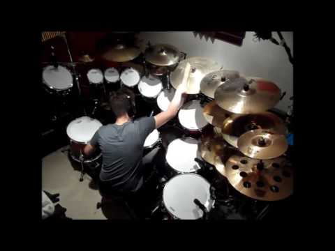 Rush  - The Color Of Right Drum Cover