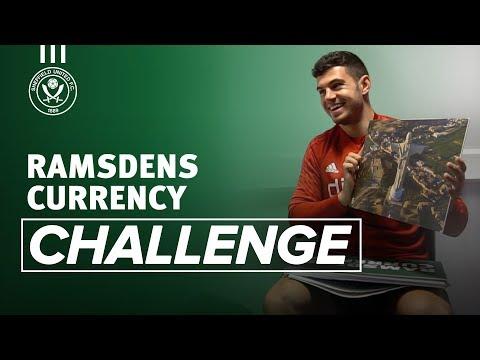 JOHN EGAN AND ENDA STEVENS TAKE ON RAMSDENS CHALLENGE | Ramsdens Currency Challenge