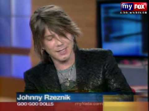 Going Goo Goo For Johnny Rzeznik !