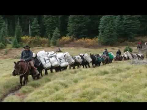 Hunting The Bob Marshall Wilderness With Rich Ranch Montana