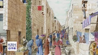 ISRAEL: O autostrada antica - descoperirea drumului ce ducea la templul din Ierusalim acum 2000 ani