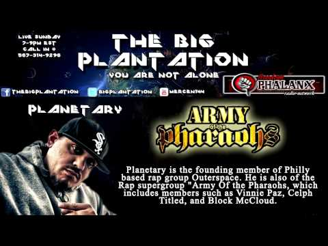 Planetary from Army of the Pharaohs/Outerspce on The Big Plantation 04.06.14
