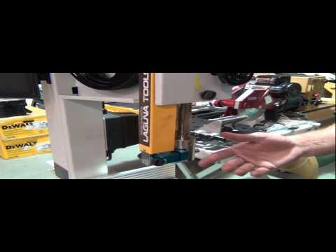 Laguna LT14 SUV Bandsaw Overview