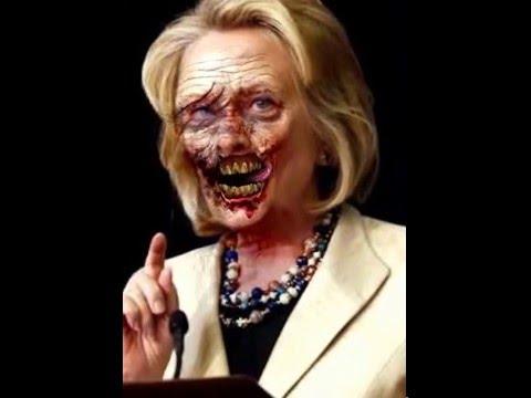 Hillary Clinton Zombie infowars.com