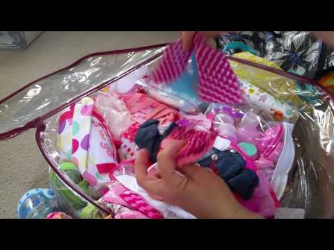 Baby Alive Diaper Bags, Clothes and Accessories! !