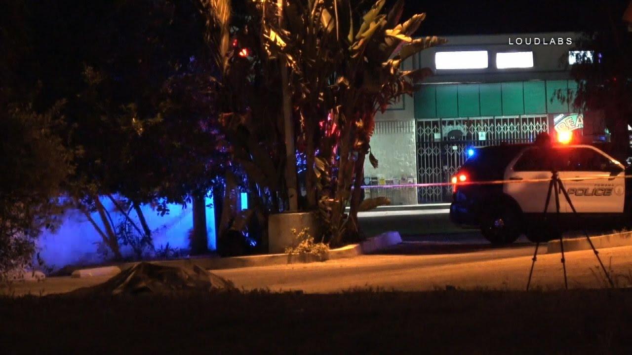 Two Shot In Ambush / Pomona RAW FOOTAGE