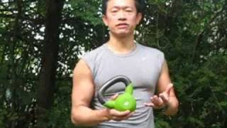 Kettlebell Fat Loss Circuit Training Workout Routine 1