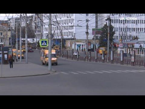 Суспільне Суми: Відсьогодні у Сумах приватний транспорт мав їздити за новою схемою