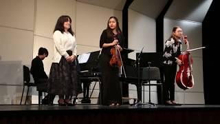 Haydn Piano Trio No.42 in E-flat Major Andante con Moto Allegro Moderate