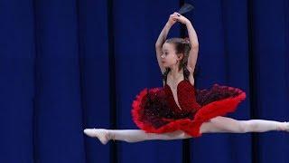 Юная балерина из Саратова победила на международном конкурсе в Италии