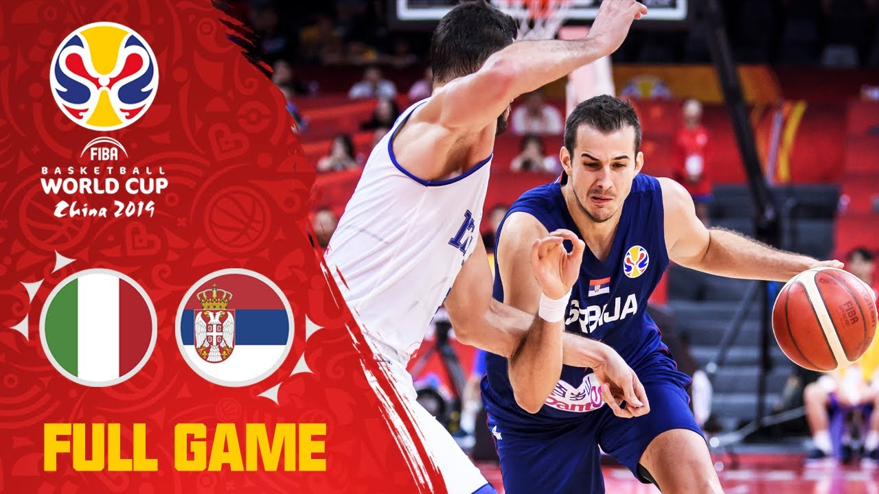 Bogdanovic & Serbia were too much for Italy! - Full Game