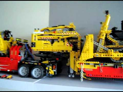 Souvent LEGO TECHNIC - YouTube LT06