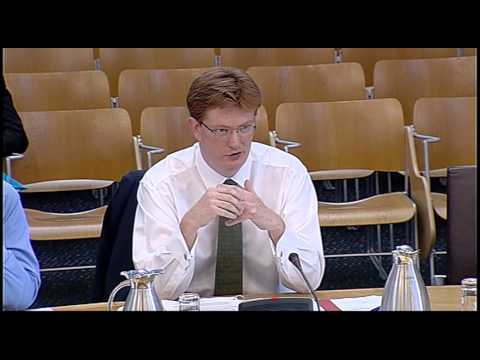 Finance Committee - Scottish Parliament: 4 September 2013