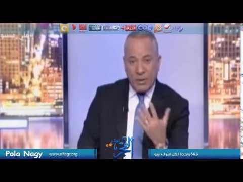 أحمد موسى يبكي على الهواء.. والسبب (فيديو)