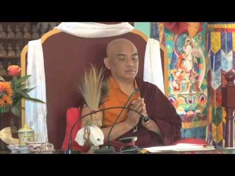 Rigdzin Dupa Tsog, with Khenpo Tenzin Norgay