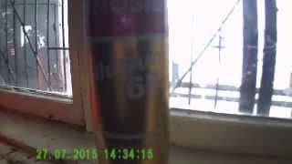 видео TYTAN PROFESSIONAL B1 Пена монтажная профессиональная огнестойкая