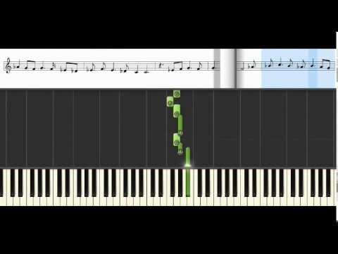 Dua - shanghai Piano Tutorial