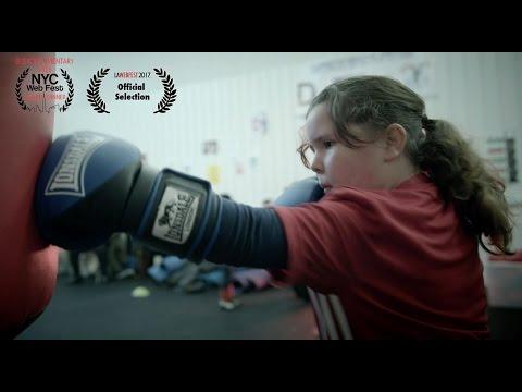 """A girl boxer could be better than a boy boxer"" Regan #205"