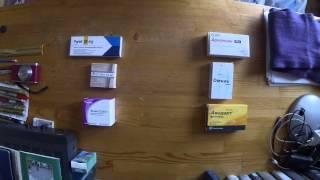 Библиотека поэта в фармакологической раме
