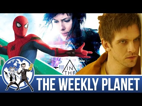 Sony Ruining Spider-man, Legion & Ghost In The Shell Reviews - The Weekly Planet Podcast