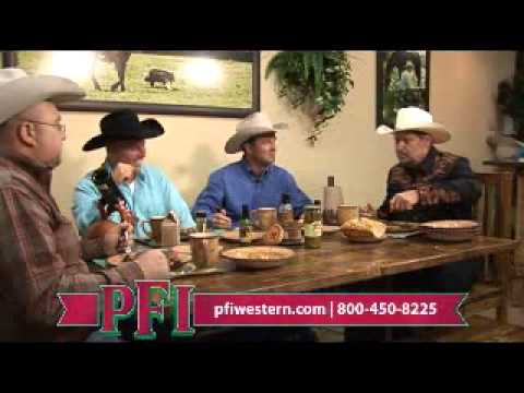 Shopping Western Style - Episode 2 - Tracy Lawrence, western wear, Lucchese cowboy boots